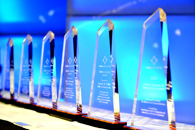Gwinnett Chamber Celebrates 68th Annual Dinner Honoring Community, Business and State Leaders