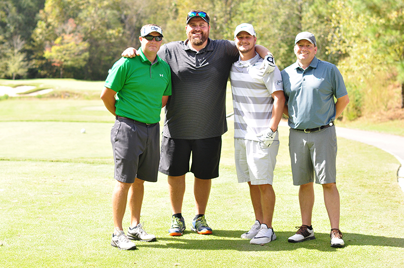 Pictures from the 2017 Fall Classic Golf & Tennis Event