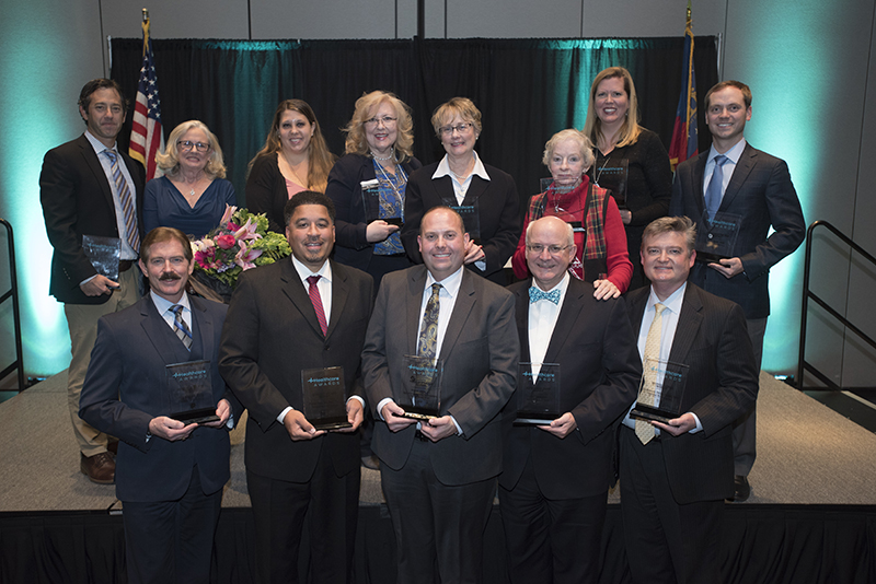 Gwinnett Chamber names 2017 Healthcare Award recipients