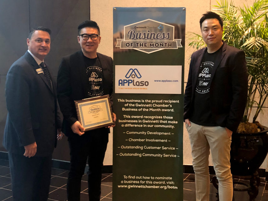 Applaso Honored as January 2019 Business of the Month