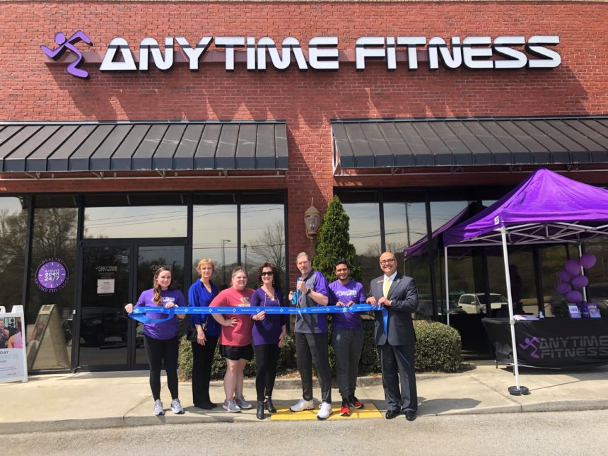 Anytime Fitness makes healthy happen in Buford