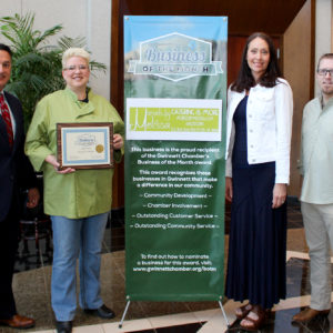 Morsels By Melissa named April 2019 Business of the Month