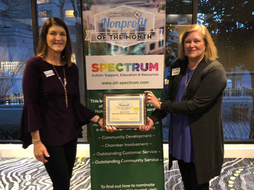 Spectrum Autism Support named March Nonprofit of the Month