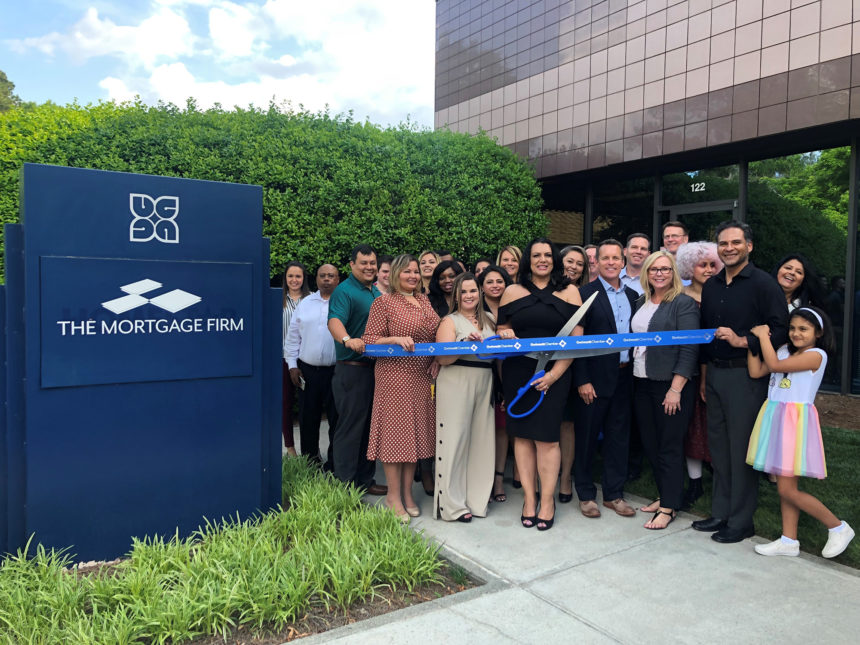 The Mortgage Firm celebrates ribbon cutting in Duluth