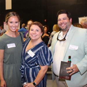 Business After Hours lit up Davis Media Studios
