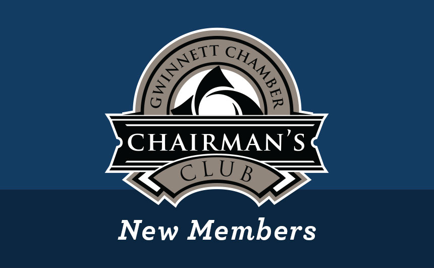 Summer 2019: New Chairman's Club Members
