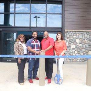 Urban Air Snellville soars into town with an exciting ribbon cutting