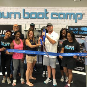 Burn Boot Camp celebrates ribbon cutting in Snellville