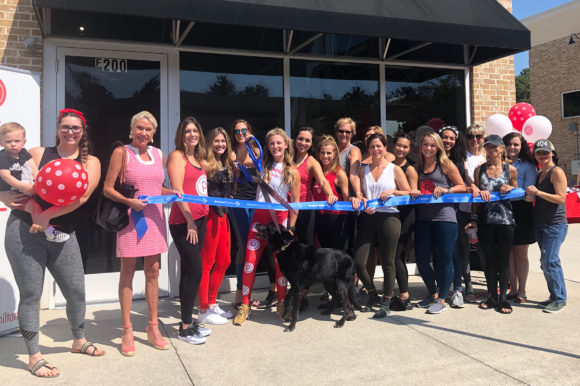 Pure Barre offers a total body workout in Dacula