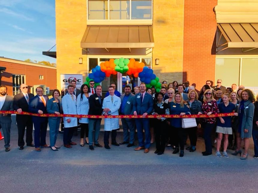 Eastside Urgent Care celebrates opening of its new Loganville location