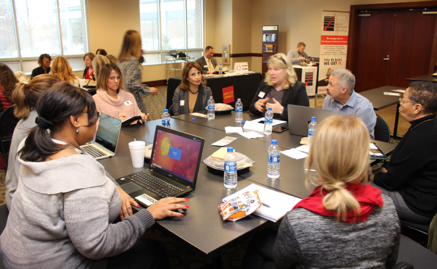 Industry experts present members with Marketing Masterclass