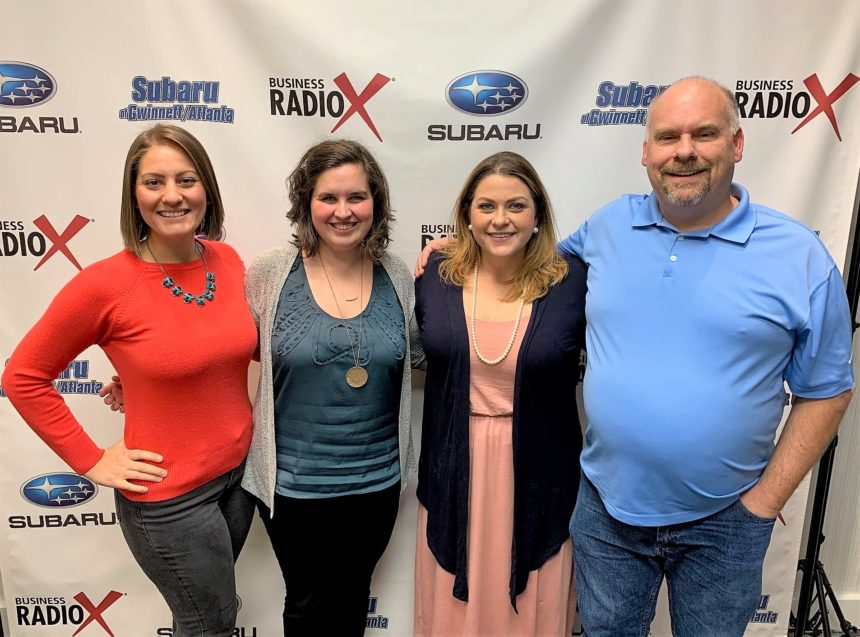 Small Business Awards winners featured on Business RadioX