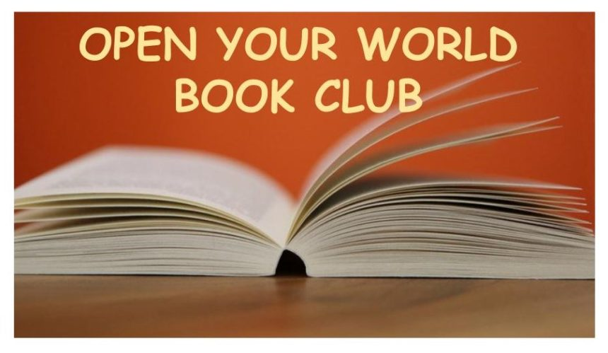 Open Your World Book Club for Adults & Teens with Developmental Disabilities