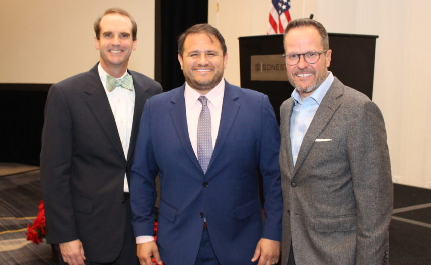 Upcoming session and issues highlighted at Legislative Luncheon