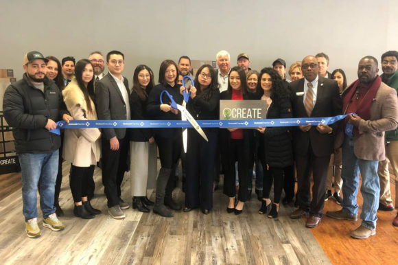 Create Flooring by Muchsee celebrates ribbon cutting in Norcross