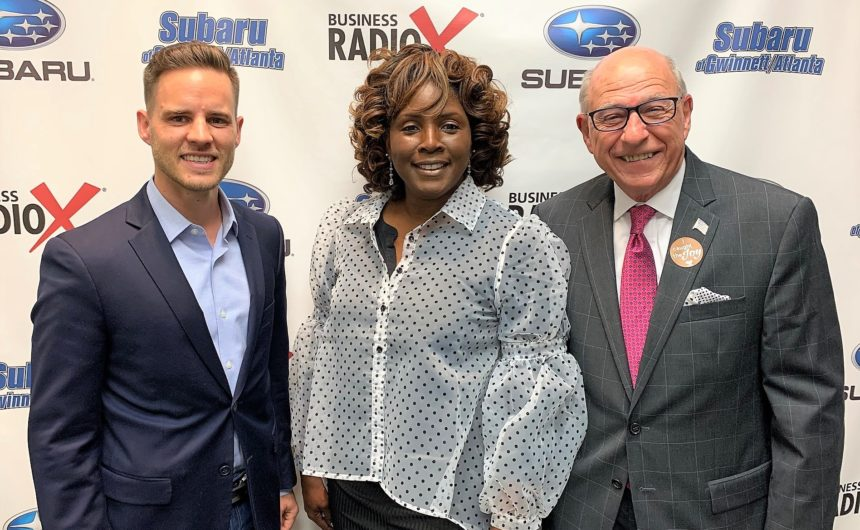 Chairman's Club members featured on Business RadioX
