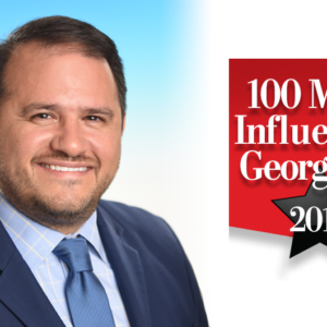 Gwinnett Chamber's Nick Masino named to Georgia Trend's Most Influential Georgians list