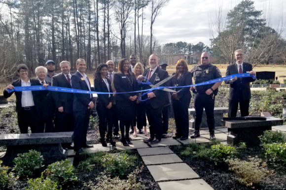 Ribbon cutting celebration held to open Cypress Garden & Cremation Estates