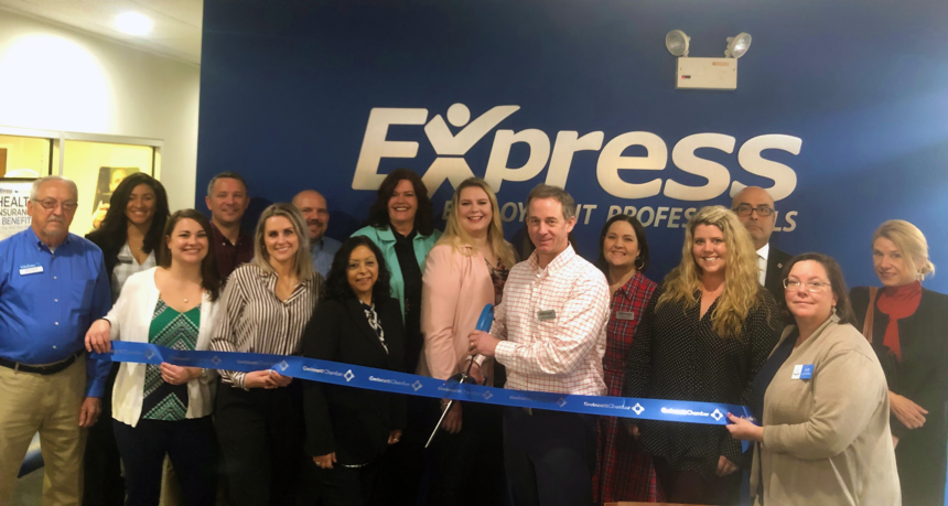 New owner takes the reins at Lawrenceville Express office