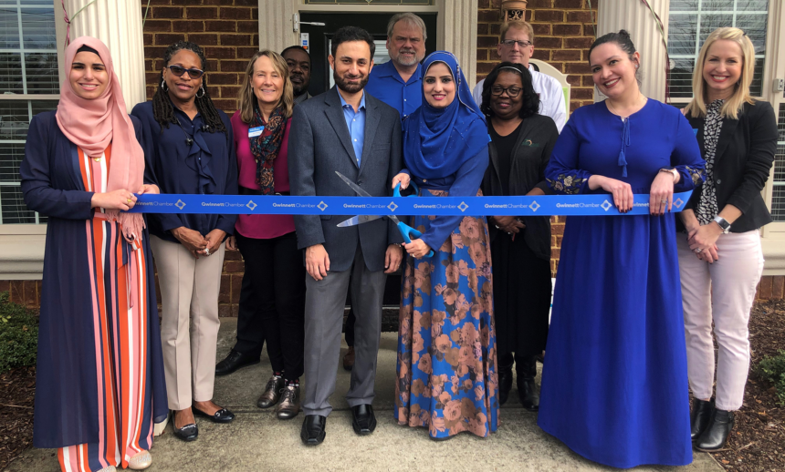 Zam Zam Family Clinic opens in Lawrenceville