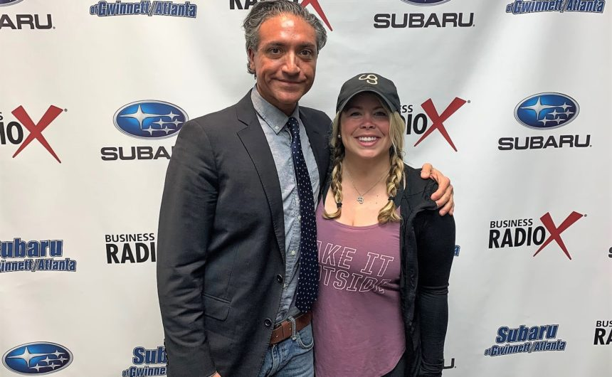 """Chairman's Club members featured on Business RadioX show, """"The Voice of Business"""""""