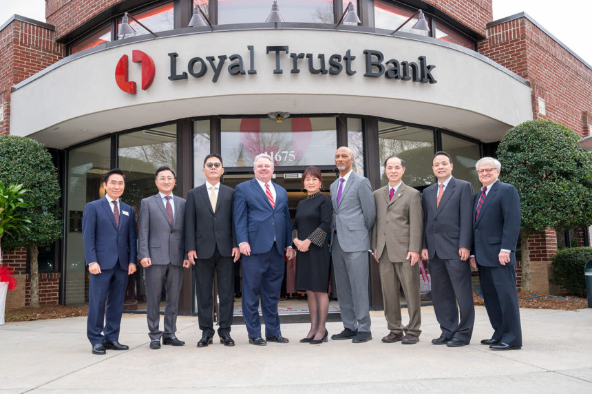 Multi-cultural Loyal Trust Bank opens in Johns Creek