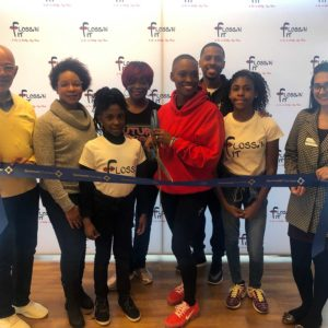 FlossinFit Studio celebrates ribbon cutting in Lawrenceville
