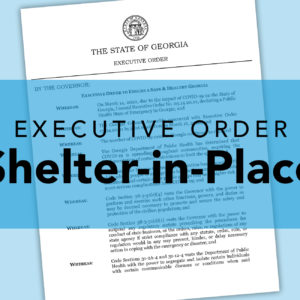 Governor Kemp extends shelter-in-place order