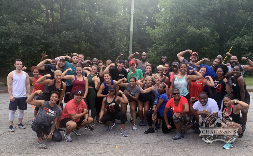 Fitness program focuses on building strength and community