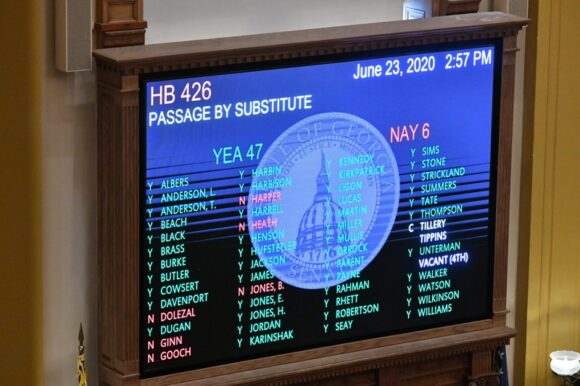 HB 426 sent to Governor Kemp's desk