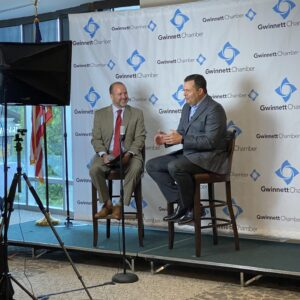 Gwinnett Chamber's hybrid membership luncheon sets example for chambers across the nation