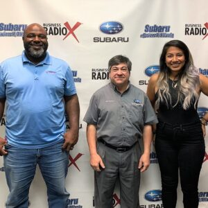 Gwinnett Chamber small businesses featured on Business RadioX