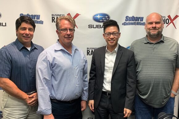 Gwinnett Chamber public policy manager featured on Business RadioX