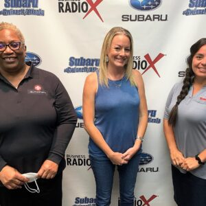 Gwinnett Chamber small businesses featured on Business RadioX show
