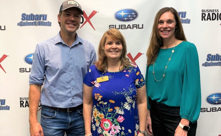 Proud Gwinnett Chamber sponsors featured on Business RadioX show