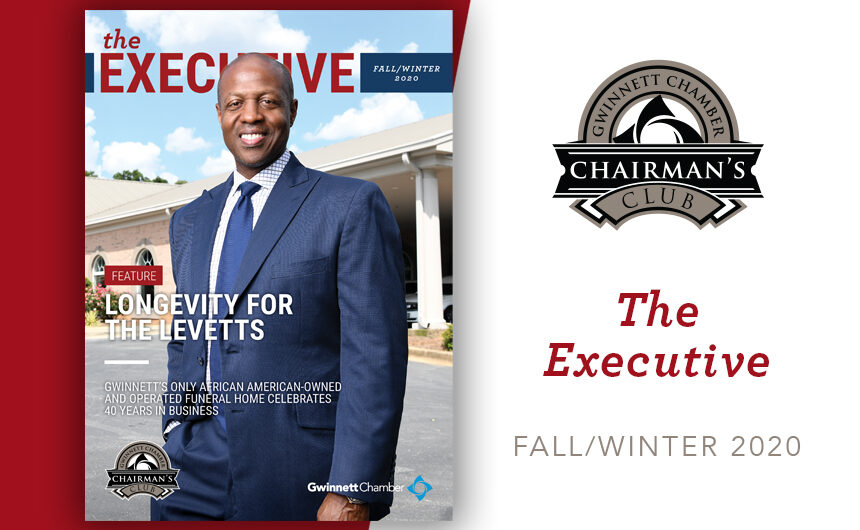 The Executive Fall/Winter 2020 issue now available