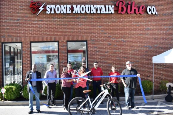Stone Mountain Bike Company rides in to Duluth
