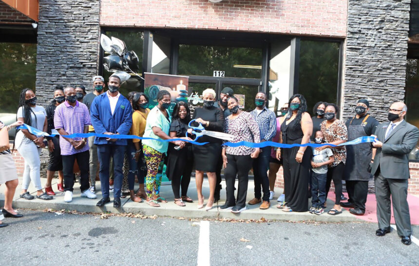 Industry 28 Suites celebrates opening in Suwanee
