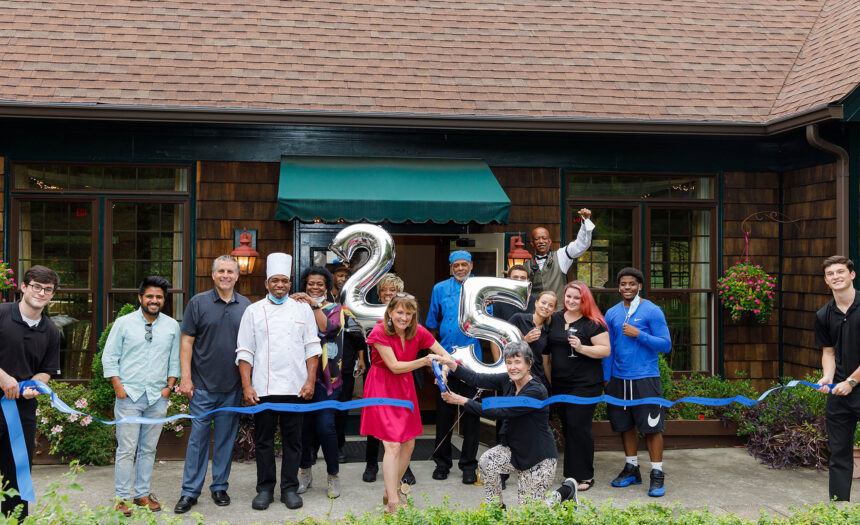 Vecoma at the Yellow River celebrates 25 years