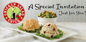 Chicken Salad Chick - Snellville Soft Opening @ Chicken Salad Chick Snellville
