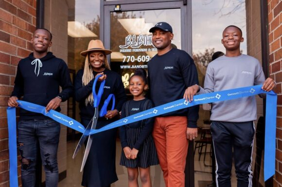 B&B Threads opens in Stone Mountain