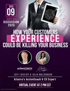 Crash Course in Knowing How Your Customers Experience Your Business. @ Webinar