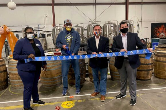 Monkey Wrench Brewing celebrates grand opening in Suwanee
