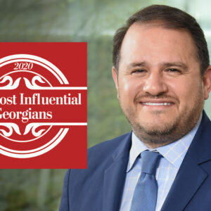 Gwinnett Chamber President & CEO recognized among 100 Most Influential Georgians