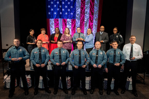 Gwinnett County public servants honored at 2021 Valor Public Safety Awards