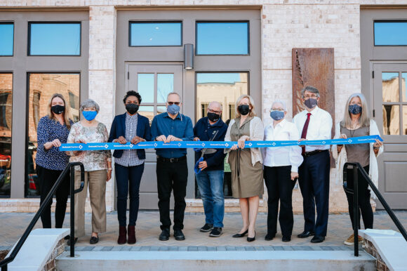 City of Sugar Hill opens downtown art gallery and history museum