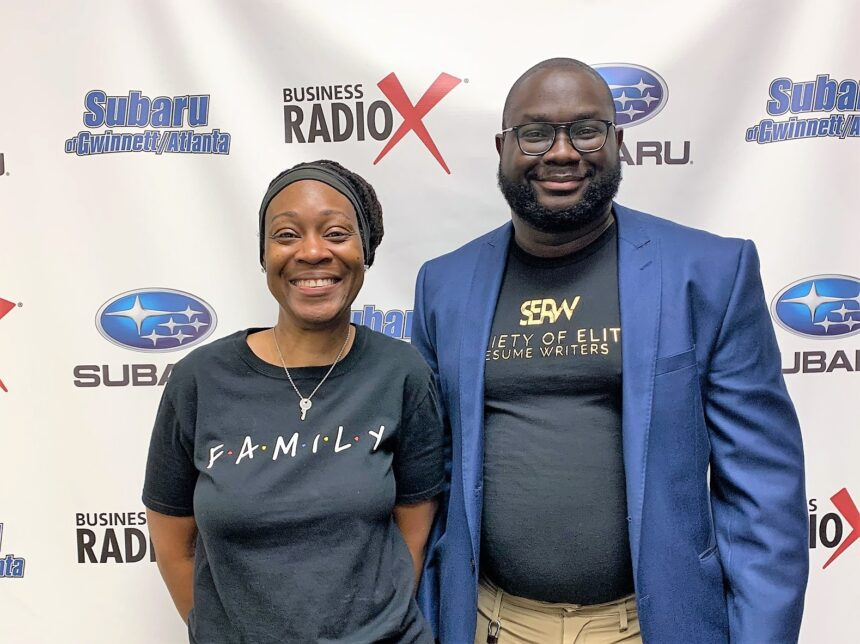 Gwinnett Chamber podcast features small businesses on Gwinnett Business RadioX