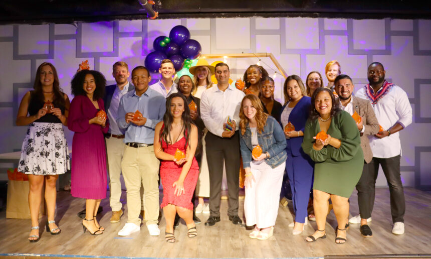 Gwinnett Young Professionals announces 35 Under 35 winners