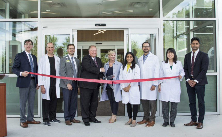 Braselton's newest cancer center opens to patients