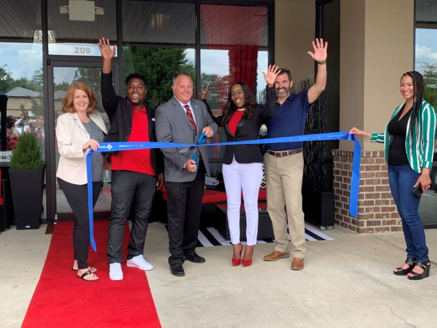 Touch of Class Eventz opens in Dacula